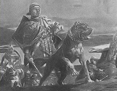 Napoliten Mastiff Tarihçesi